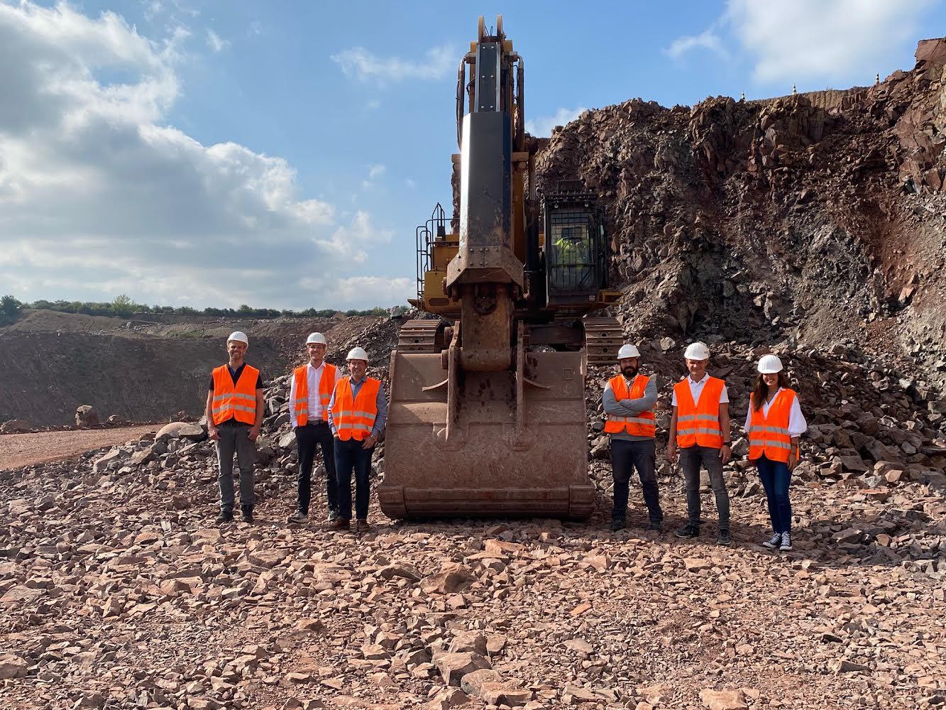 ANEFA visited Cronenberger Steinindustrie